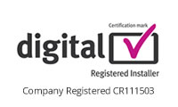 digital Registered Installer