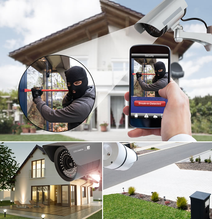 Northampton Aerials - CCTV Installation